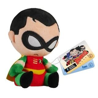 "DC Comics Mopeez Funko 5"" Plush Robin - multi"