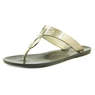 Fergalicious Gauty Women Open Toe Synthetic Thong Sandal