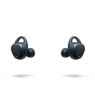 Samsung Gear IconX Cordfree Fitness Earbuds with Activity Tracker - Black