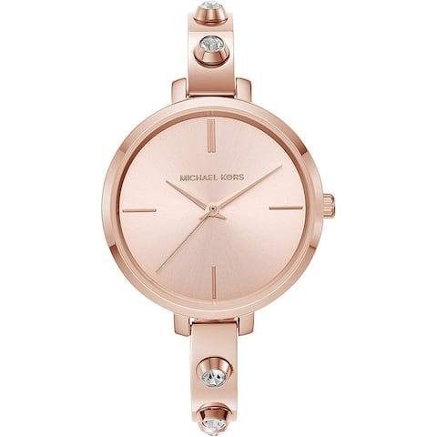 Michael Kors Ladies Dress Gold Women's Watch