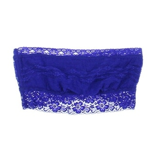 Free People Womens Lace Bandeau Tube Top