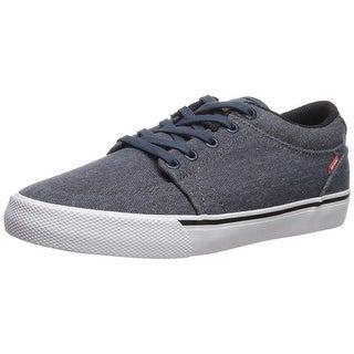Kids Use-Custom-Brand Boys GS-KIDS Fabric Low Top Lace Up Fashion Sneaker