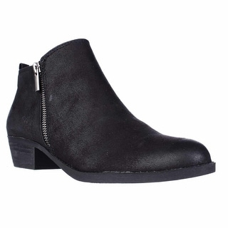 Carlos by Carlos Santana Brie Ankle Booties, Black