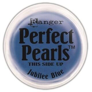 Perfect Pearls Pigment Powder .25oz-Jubilee Blue