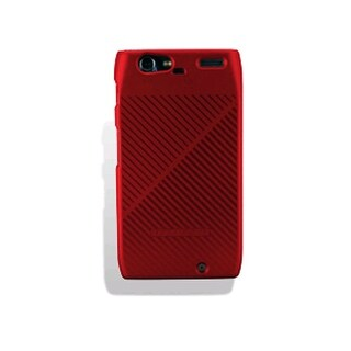 Body Glove Fade Snap-On Case for Motorola Droid RAZR (Metallic Red/Flat Black St
