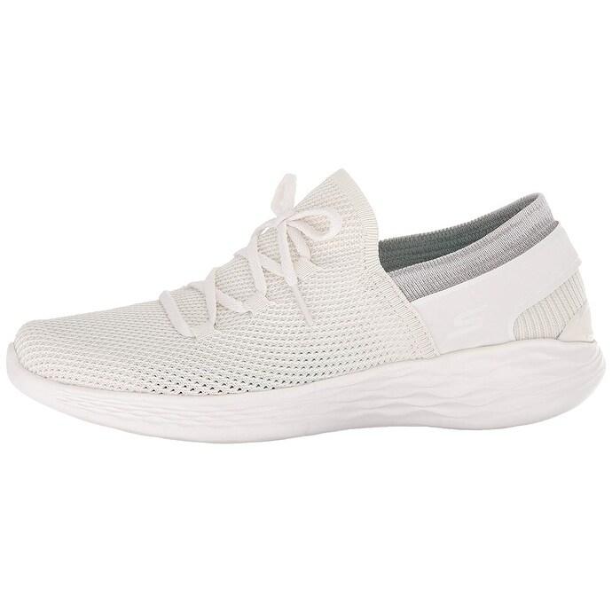 Fotoeléctrico Surgir muelle  Skechers Performance Women's You-14960 Sneaker,White,9.5 M Us - Overstock -  25590175