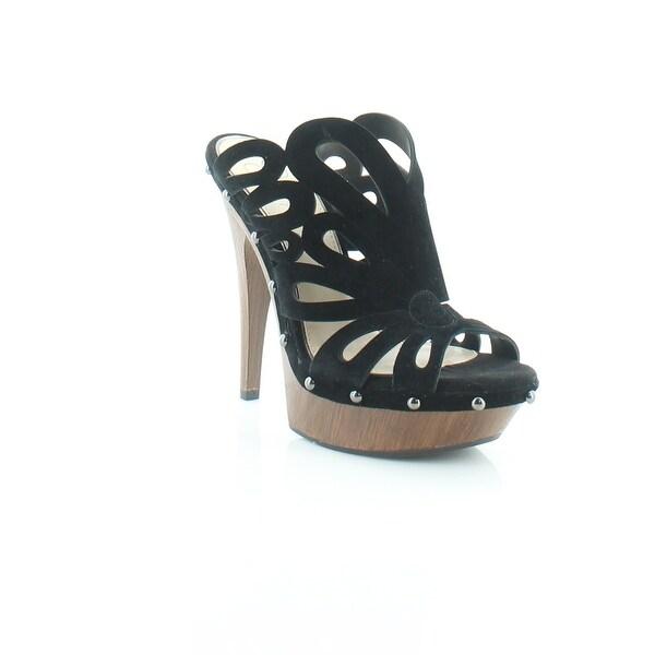 Jessica Simpson FALLWATER Women's Heels Black