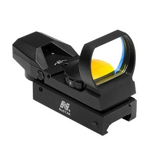 NcSTAR D4 Red Dot Sight - BLACK