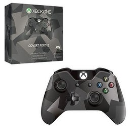 Microsoft Covert Camo Green Wireless Controller for Microsoft Xbox One (Limited Edition)