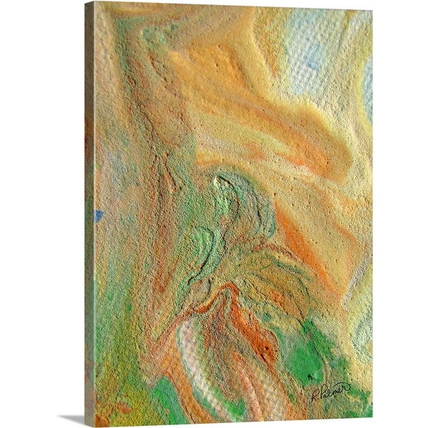 """Soda VIII"" Canvas Wall Art"