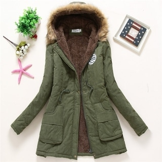 Link to Thickened Lamb Wool Coat Similar Items in Women's Outerwear