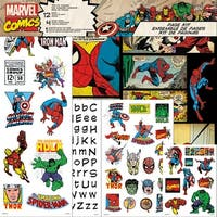 "Marvel Page Kit 12""X12""-Classic"