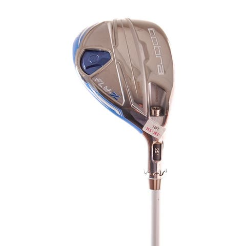 New Cobra Fly-Z Ultramarine Hybrid #4/5 VLCT Altus 55 Ladies RH (NO HC)