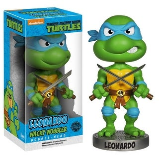 Teenage Mutant Ninja Turtles Funko Wacky Wobbler Leonardo - multi