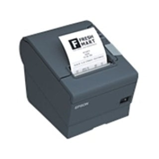 Epson C31CA85090 TM-T88V Receipt Printer - Dark Gray - (Refurbished)