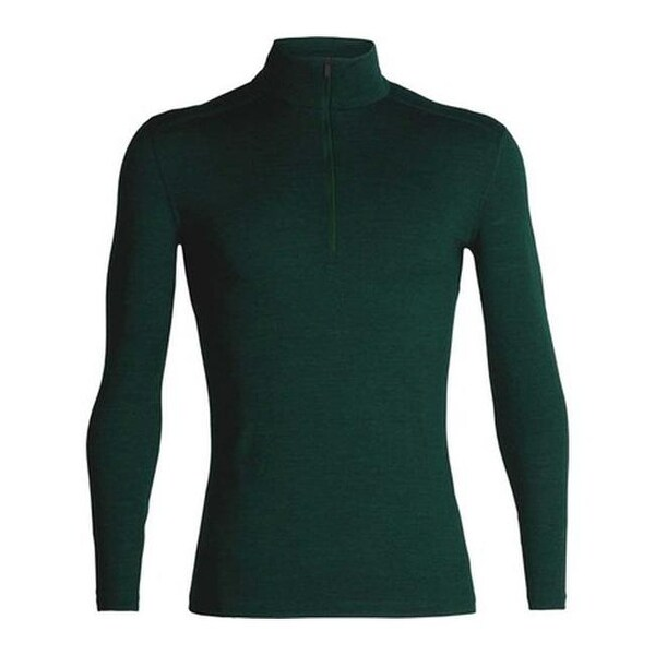 be1aec7b30 Shop Icebreaker Men's 200 Oasis Long Sleeve Half Zip Baselayer Imperial  Heather - Free Shipping Today - Overstock - 25667999