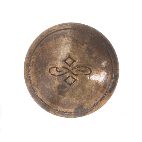 Bosetti Marella 101073 Classic 1 Inch Diameter Mushroom Cabinet Knob
