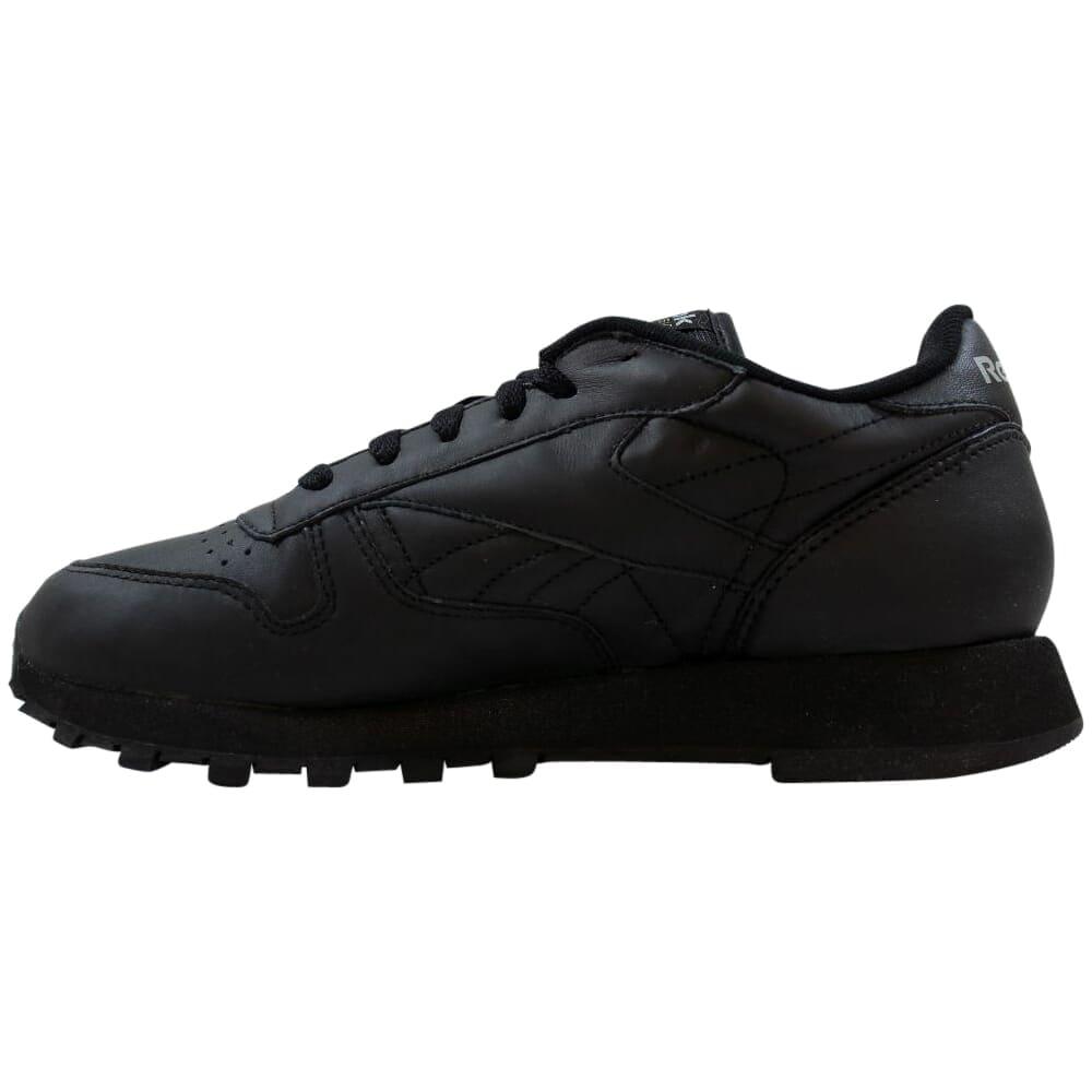 Reebok Classic Leather Black 1-5324