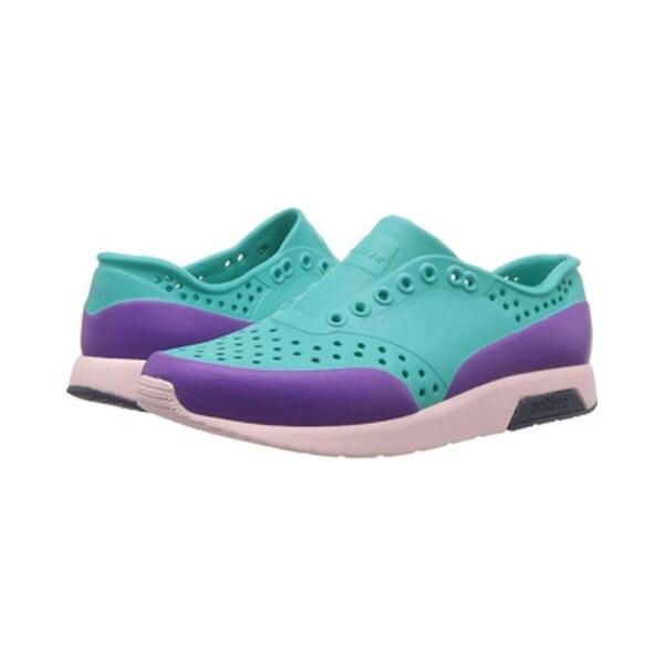 1cdd52468e3f1 Shop Kids Native Girls Lennox Block Slip On Loafers - Free Shipping ...