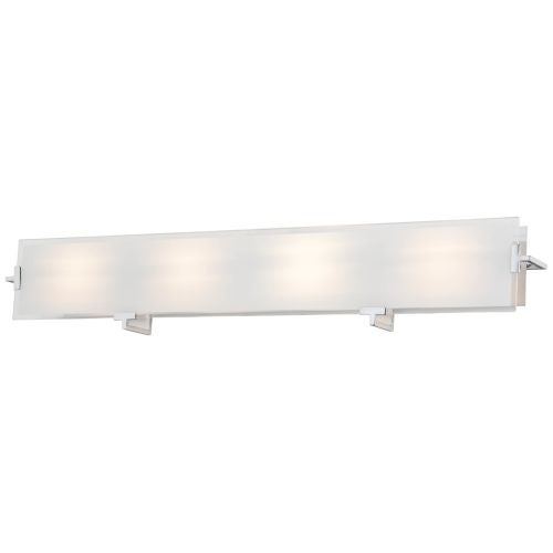 DVI Lighting DVP14544 Zurich 4 Light Bathroom Vanity Light