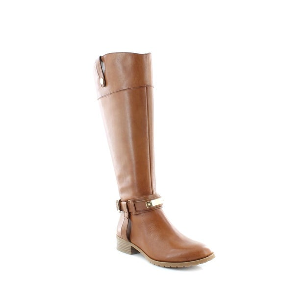 INC Fabbaa Women's Boots Wheat