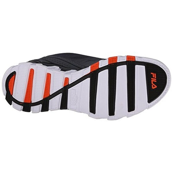 fila men's shoes memory foam