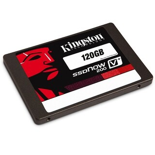 Kingston SV300S37A/120G 120GB SSDNow V300 W Adapter