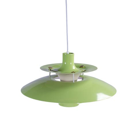 Henningsen 5 Pendant Lamp - Avocado Green - Avocado Green