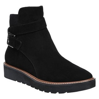 Naturalizer Women's Aster Boot Black Suede