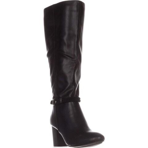 Karen Scott Womens Galee Closed Toe Knee High Fashion Boots