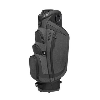 Ogio 2017 Shreddar Cart Bag - Dark Static - dark static