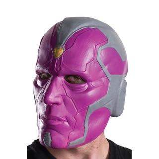 Rubies Civil War Vision Adult Mask - Purple