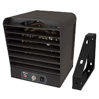 King Electric GH2405TB 10,000 Watt Garage Heater with Bracket and Thermostat - gray