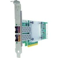 Axiom PCIe 10Gbs Dual Port Fiber Network Adapter for Mellanox Empty Feature Sequence