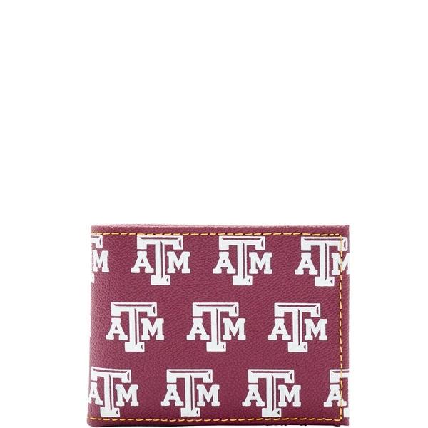 Dooney & Bourke NCAA Texas A&M Credit Card Billfold (Introduced by Dooney & Bourke at $68 in Jul 2015)