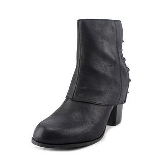 Fergalicious Trina Round Toe Canvas Ankle Boot