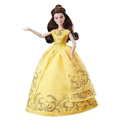 Beauty And The Best Enchanting Ball Gown Belle