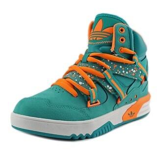 Adidas RH Instinct J Youth Round Toe Synthetic Basketball Shoe