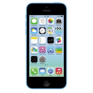Apple iPhone 5C 8GB Unlocked GSM 4G LTE Phone w/ 8MP Camera (Refurbished)