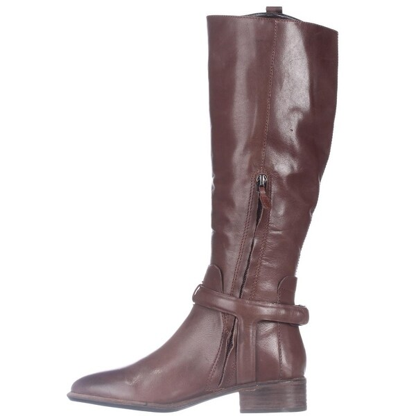 Dolce Vita Womens Mayden Pointed Toe Mid-Calf Fashion Boots