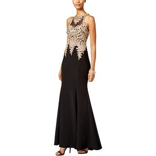 Xscape Womens Evening Dress Sleeveless Formal