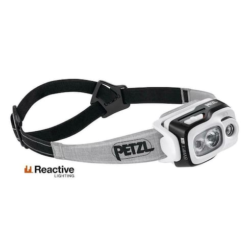Petzl Swift RL 900 Lumens Rechargeable Headlamp