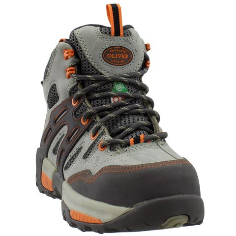 Oliver Steel Toe Electric Hazard Industrial Hiker Work Womens Work