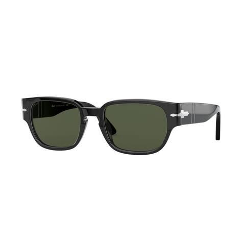 Persol PO3245S 95/31 52 Black Man Pillow Sunglasses