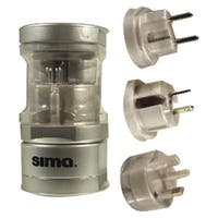 SIMA SIP-3 International Compact Travel Power Plug Set