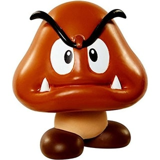 Super Mario Bros. 2.5'' Mini Figure Wave 7: Goomba - multi