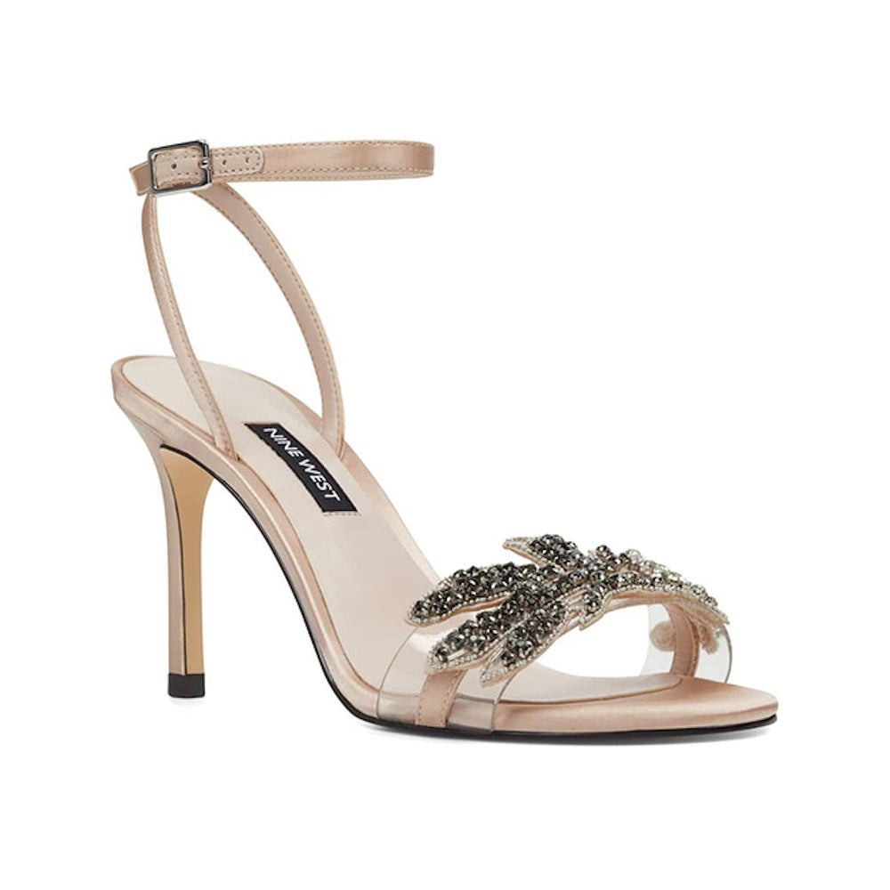 nine west open toe sandals