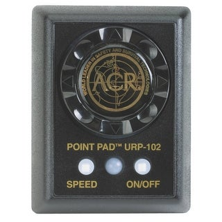 ACR Electronics Fingertip Point Pad Control ACR Point Pad for RCL-50/100 Series