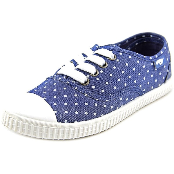 Rocket Dog Bubblegum Girls Youth Round Toe Canvas Blue Sneakers