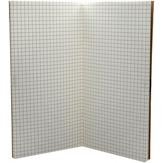 "Journal Refill 4.33""X8.25""-Grid 32 Sheets"